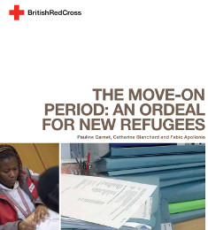 The British Red Cross: The move-on period: An ordeal for Refugees